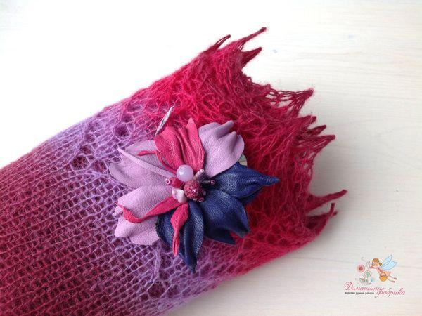 Новая шаль в магазине! | Ярмарка Мастеров - ручная работа, handmade