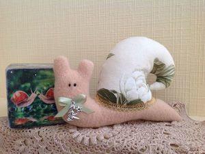 Зодиакалькая улитка-Дева в подарок подписчикам) | Ярмарка Мастеров - ручная работа, handmade