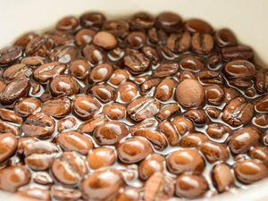 Изготавливаем ароматное кофейное гидрофильное масло своими руками. Ярмарка Мастеров - ручная работа, handmade.