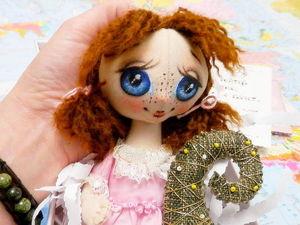 Куколка!!!  Аукцион.. Ярмарка Мастеров - ручная работа, handmade.