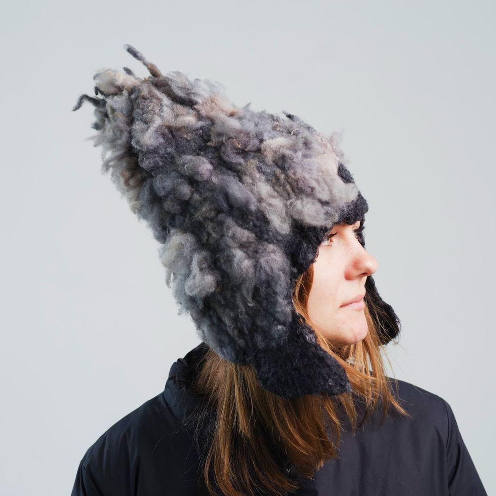 валяние, творцы прекрасного, валяная шапка
