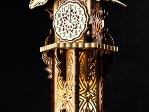 Часы декоративные. Ярмарка Мастеров - ручная работа, handmade.