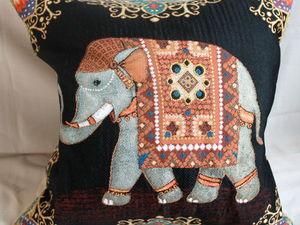 В чем привлекательность индийских слонов?. Ярмарка Мастеров - ручная работа, handmade.