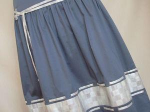 50% скидка на летнюю юбку. Ярмарка Мастеров - ручная работа, handmade.