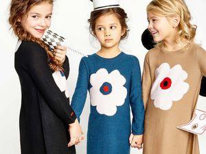 Модные детские платья своими руками: море идей от известных брендов. Ярмарка Мастеров - ручная работа, handmade.