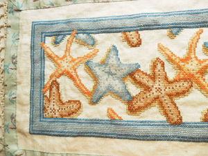 Море, розы и поисковики. Ярмарка Мастеров - ручная работа, handmade.
