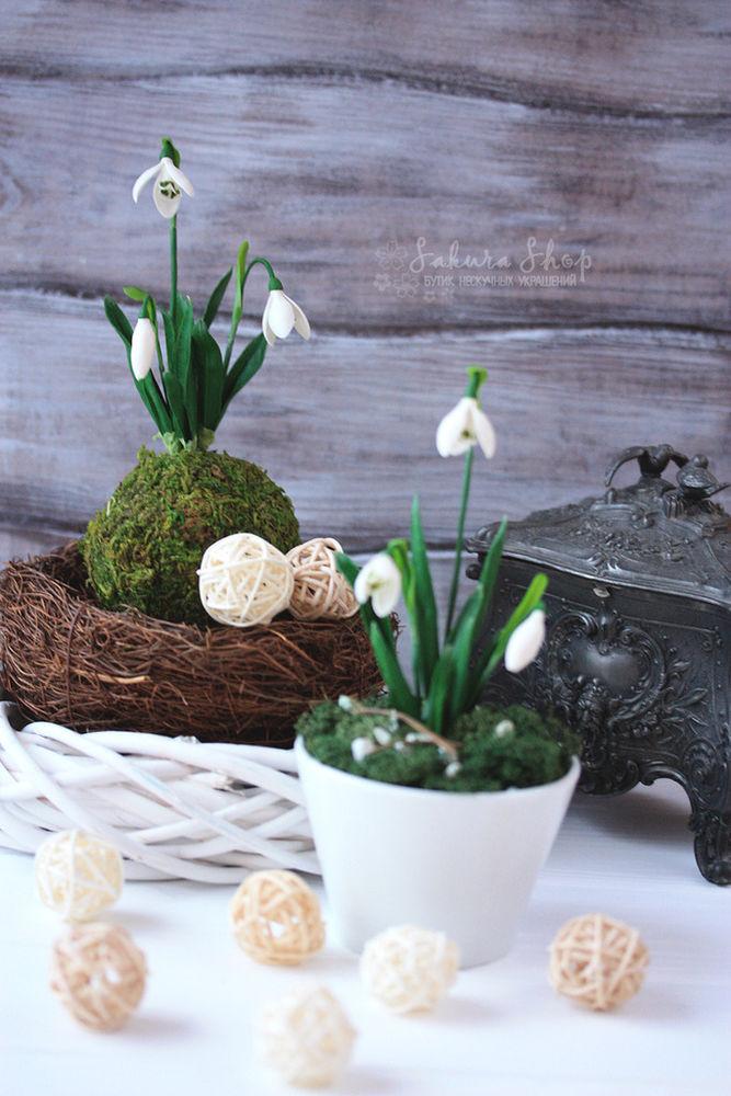 весна, стиль, интерьер, цветы ручной работы
