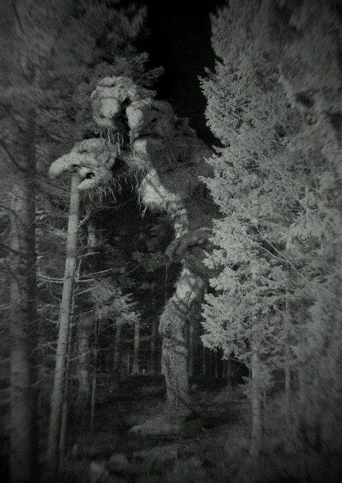 тролли в норвегии