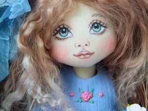 Мелоди. Новая текстильная кукла. Ярмарка Мастеров - ручная работа, handmade.