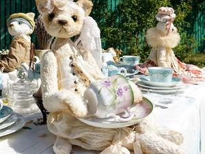 Сумашедшее чаепитие на природе!. Ярмарка Мастеров - ручная работа, handmade.