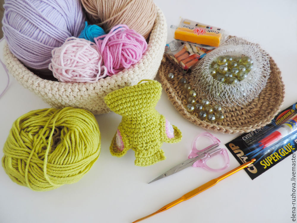 Crocheting a Charming Little Owlet with Tassels on Ears, фото № 9