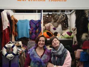 Приходите знакомиться! Я на выставке Гранд Текстиль!!! 15-18 ноября. Ярмарка Мастеров - ручная работа, handmade.