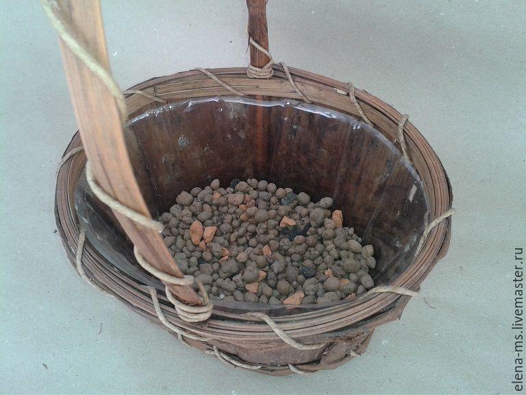 как сделать мини садик