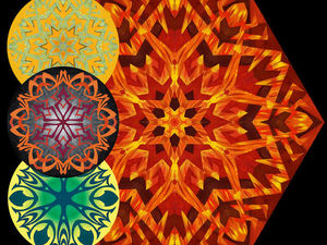 Цветоведение от Марии Гладченко | Ярмарка Мастеров - ручная работа, handmade