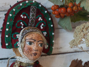 Чёрная пятница! Скидки на готовых кукол 40 %. Ярмарка Мастеров - ручная работа, handmade.