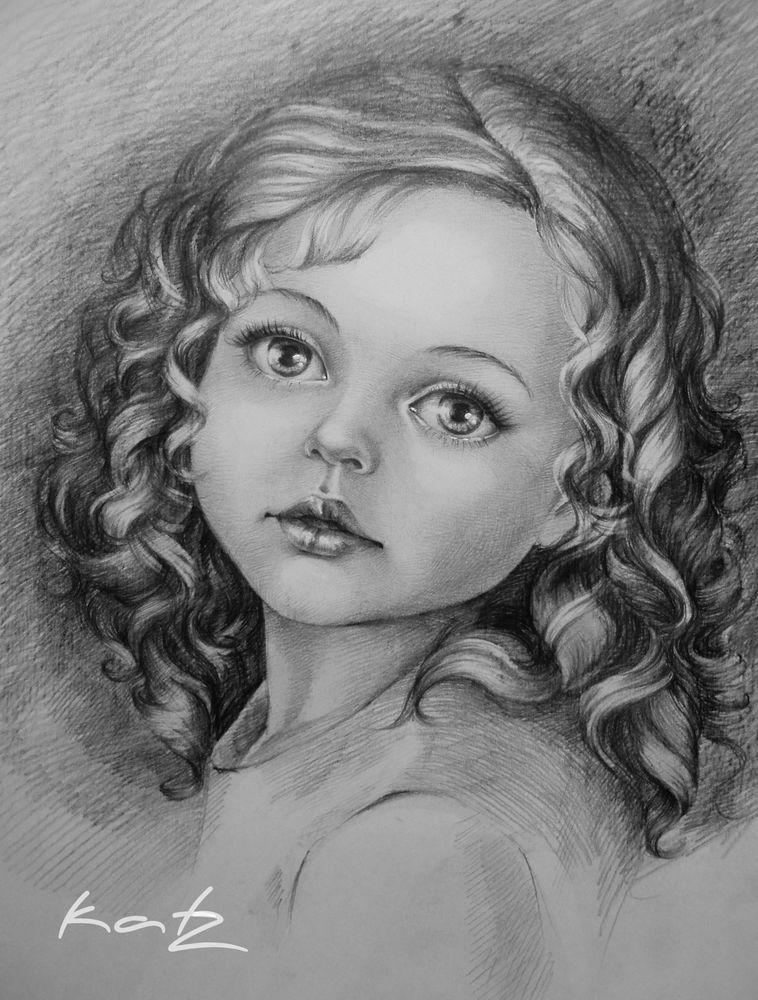 портрет, создание портрета