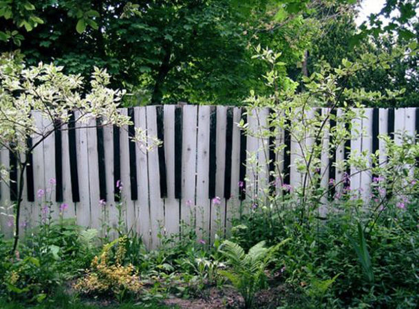the idea of fences