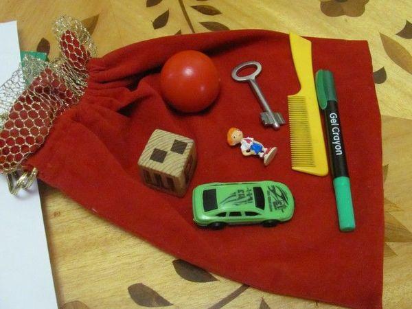 Загадочный мешок   Ярмарка Мастеров - ручная работа, handmade