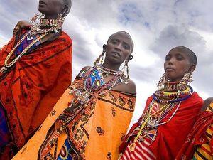 Кутюрье Африки.. Ярмарка Мастеров - ручная работа, handmade.