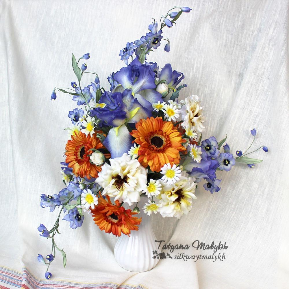 мастер-класс по цветам, занятия цветы, создание цветов