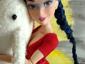 Новый купальник для куклы. Ярмарка Мастеров - ручная работа, handmade.