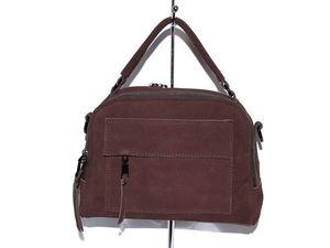 Новое поступление кожаных сумок. Ярмарка Мастеров - ручная работа, handmade.