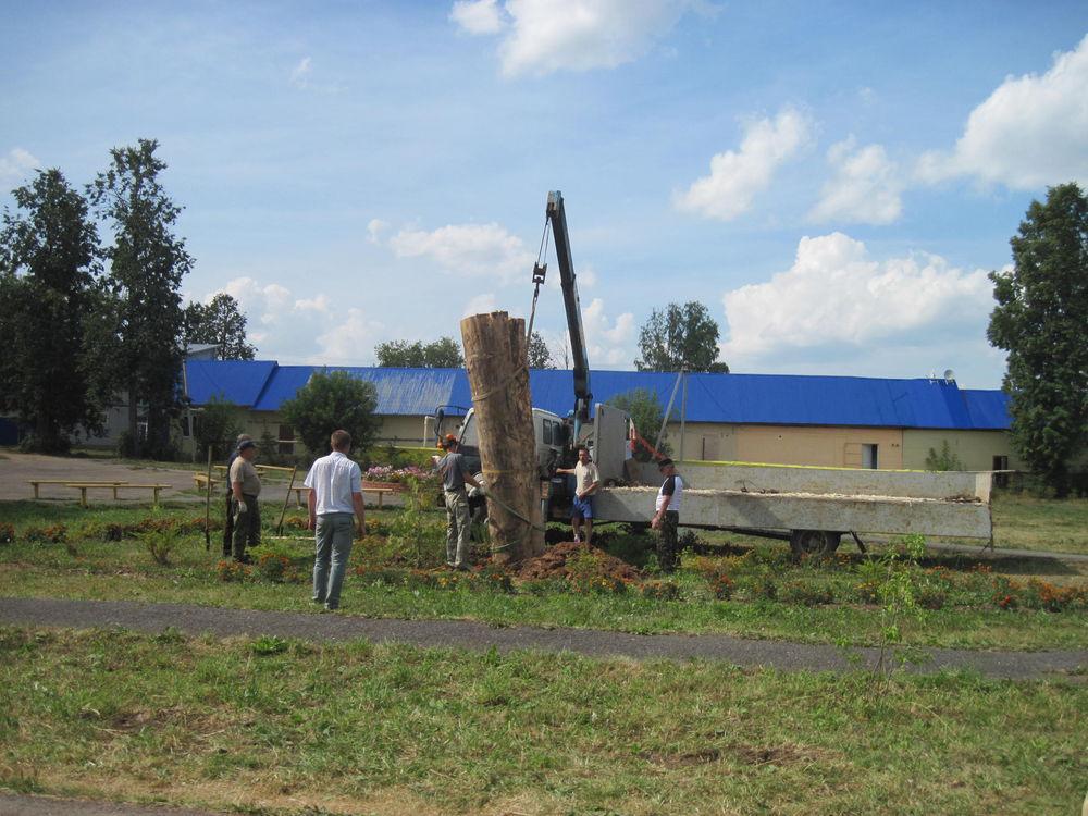 Об участии в международном фестивале деревянной скульптуры., фото № 13