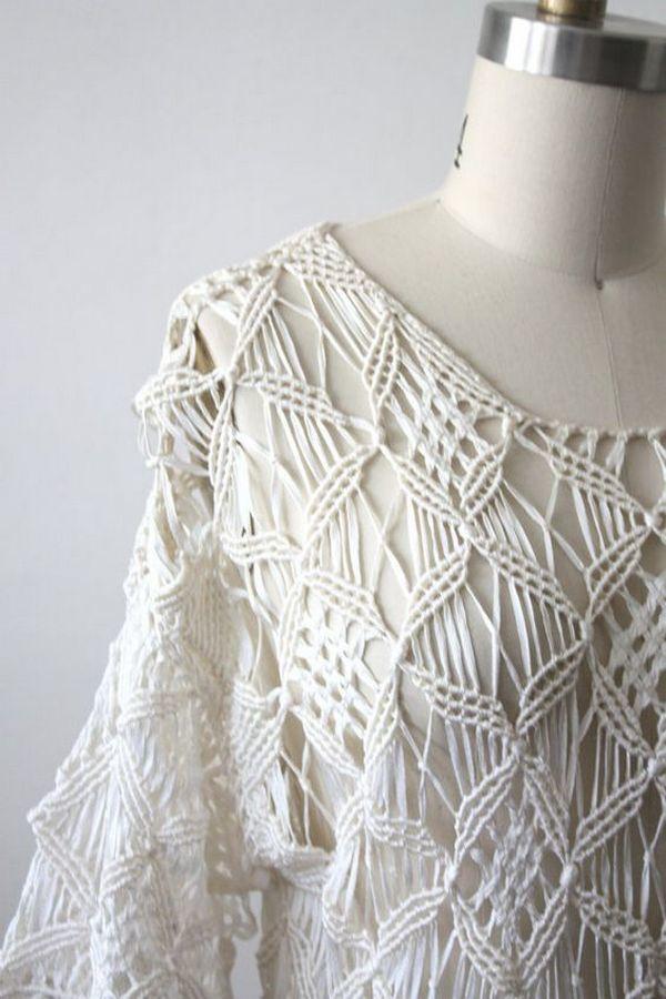техника плетенья