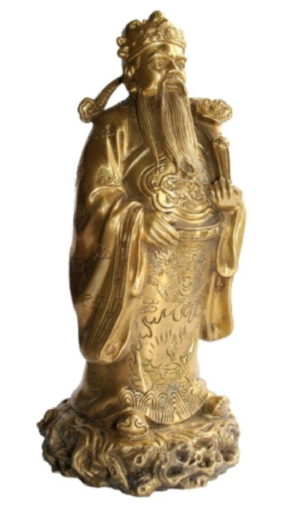 символ богатства, би гань, боги богатства