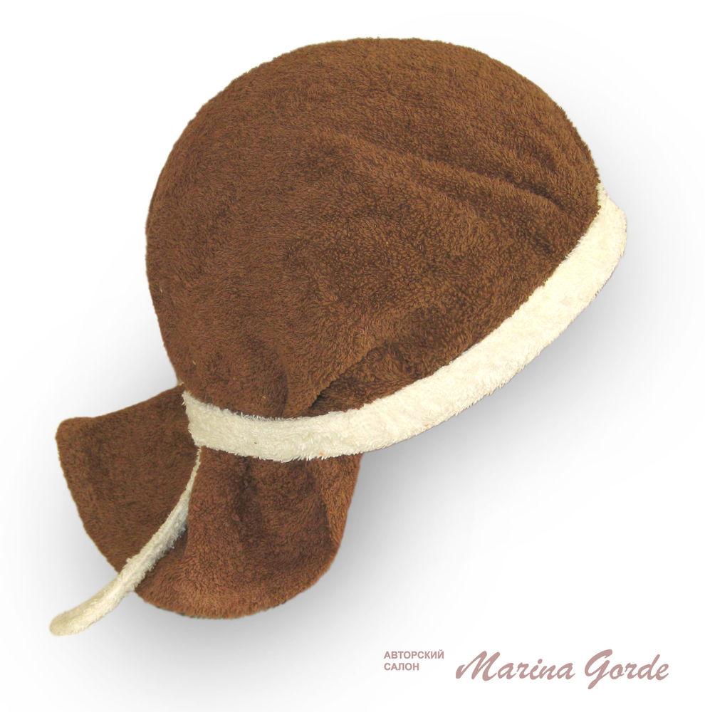 шапка для бани