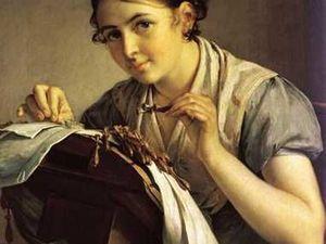 История вышивания крестиком. Ярмарка Мастеров - ручная работа, handmade.