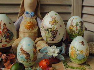 Фотоотчет для Ирины. Пасхальные яйца на выбор. Ярмарка Мастеров - ручная работа, handmade.