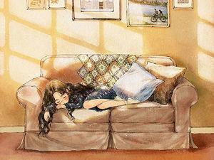 Дневники лесной девочки: 49 потрясающих иллюстраций от Aeppol. Ярмарка Мастеров - ручная работа, handmade.