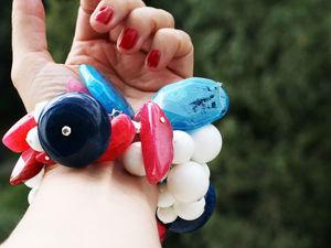 """Мимими — украшения: как из камней появляются """"десерты"""". Ярмарка Мастеров - ручная работа, handmade."""
