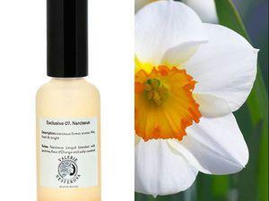 История создания аромата Exclusive 07. Narcissus | Ярмарка Мастеров - ручная работа, handmade