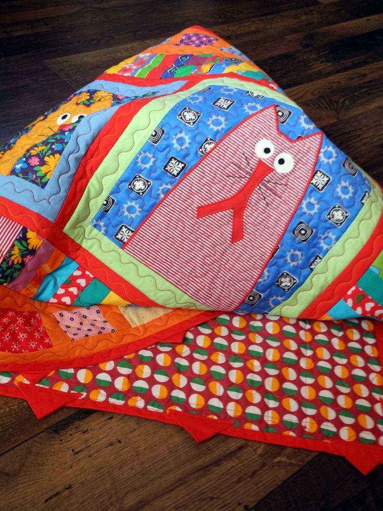 детский коврик на стену, лоскутный плед, пэчворк одеяло, плед пэчворк