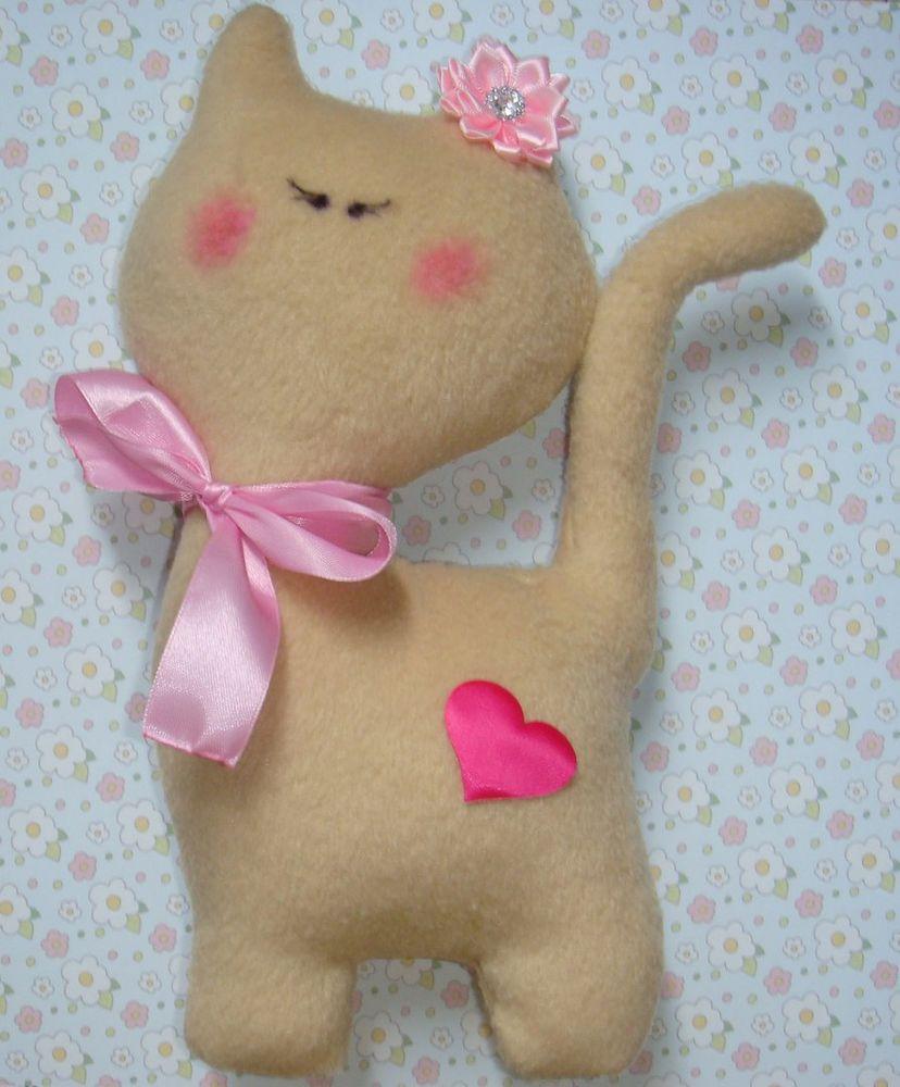 лотерея, конфетка, кошка, текстильная кошка, интерьерная игрушка