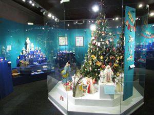 Дед Мороз и компания: чудесная коллекция игрушек из прошлого в музее-заповеднике «Коломенское». Часть 1. Ярмарка Мастеров - ручная работа, handmade.