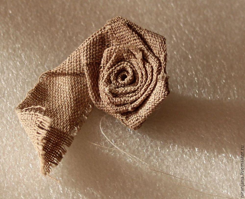 изготовление цветов