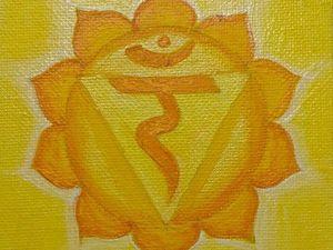 Чакры. Третья - Манипура. Коротко, по существу:). Ярмарка Мастеров - ручная работа, handmade.