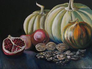 Осенняя распродажа картин. Ярмарка Мастеров - ручная работа, handmade.