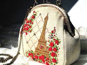 """Прошу поддержать мои сумочки в конкурсе """"Вокруг света""""!. Ярмарка Мастеров - ручная работа, handmade."""