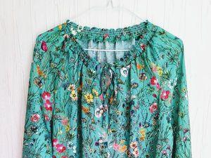 Кому шелковую блузку хорошего размера?. Ярмарка Мастеров - ручная работа, handmade.