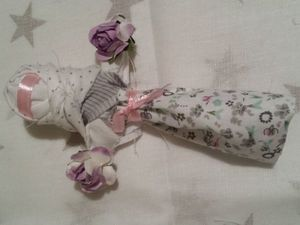 Мастерим куклу-крестушку «Купавка» со славянскими мотивами. Ярмарка Мастеров - ручная работа, handmade.