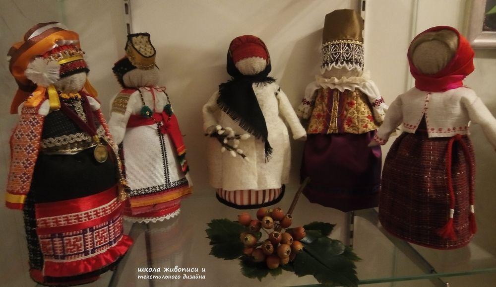 музей, шитьё на руках