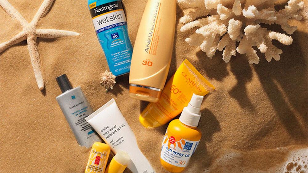загар, солнцезащитный крем, защита от ультрафиолета, уход за лицом летом, защита кожи