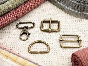 Подобрать металлическую фурнитуру - легко!. Ярмарка Мастеров - ручная работа, handmade.