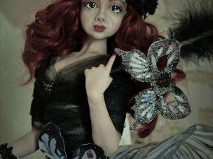 Дополнительные фото кукол. Ярмарка Мастеров - ручная работа, handmade.