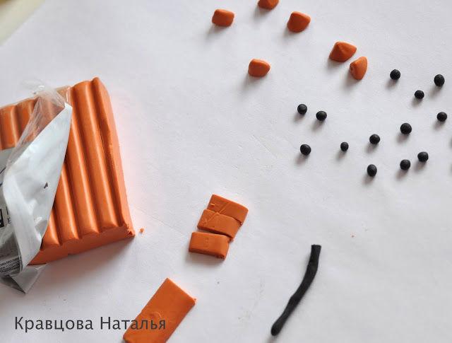 клювик из пластики
