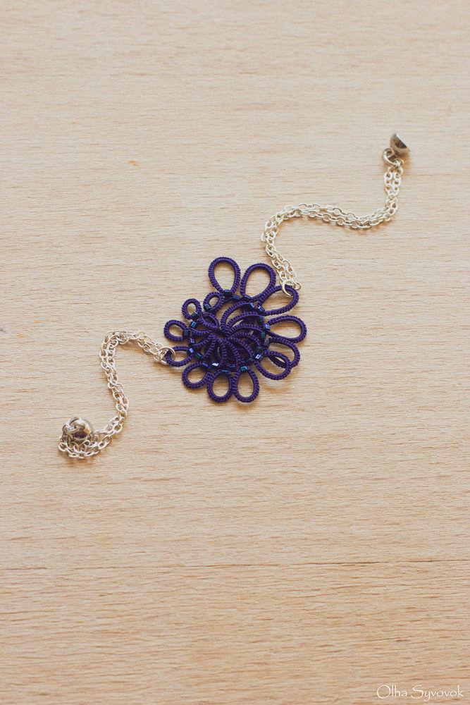 кружевной браслет, свадебные украшения